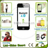 Factory price APP control support IOS and Android wireless key pet car children anti-lost mini bluetooth anti-lost