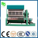 Good reputation and profitable paper recycling machine egg tray production line equipped with metal drying line