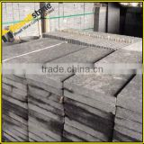200x400mm tumbled China natural stone granite paver for square or landscape