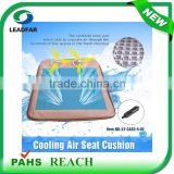 Humidity reduce air cooling fan conditioning seat cushion for couch and car
