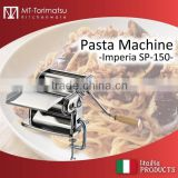 Imperia Hand Using Manual Pasta Maker Home And Pro Kitchen Products