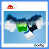 Colorful Plastic Orthodontic Dental Retainer case / Retainer Box / Denture box