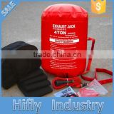 NJW4 Ton NEW ARRIVAL Exhaust Air Jack car bag Inflatable car air jack ( CE certificate )