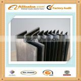 Galvanized Q235 iron angle Hebei angle steel bar in china