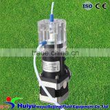CE approved RS485 24V mini precision medical reagent sampling dosing feeding micro volume PEEK PC ODM OEM plunger piston pump