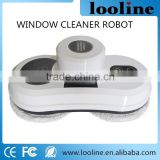 Looline Remote Control Mini Cleaning Machine Glass Cleaning Robot Extension Sasety Cord Low Price Robot Vacuum Cleaner