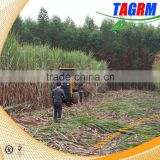 Small farming harvester for harvesting sugar cane/whole stalk sugar cane cutter/sugar cane harvester for sale