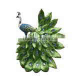 Beautiful Handmade Peacock Figurine for Indoor Home Decor
