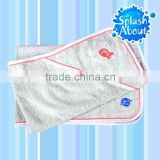 functional manufacturer comfortable Splash About Bamboo Cotton baby made in taiwan Apres Splash Towel
