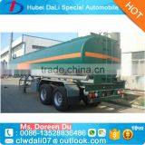 Factory directly sell Different Acid Chemical Tanker Semi Trailer with good quality low price