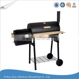Outdoor Charcoal Offset Smoker BBQ Genden Barbecue grill