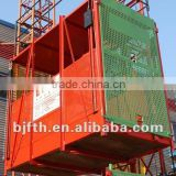 Rack and pinion type SC Model construction elevator/construction hoist