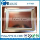 Steel Stencil for Double Sides PCB,Laser stencil