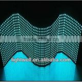 Curtain mesh series P12.5 full color advertising rental Large outdoor LED Display LED Display Screen                                                                         Quality Choice