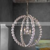 12.10-13 polished-nickel finish a brilliance and clarity that can't be replicated CRYSTAL CHANDELIER