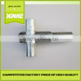 Cheap and fine galvanized steel joist hangers / customized brackets / structural steel hanger