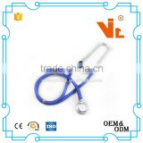 V-DS119 High quality custom color medical deluxe single head stethoscope