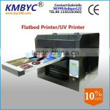 Digital Flatbed Gift Box Printer, Wood Box UV Printing Machine,Plastic Print Machinery