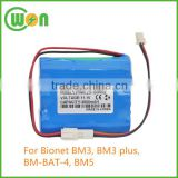 Good Medical Battery for Bionet BM3, BM3 plus, BM5