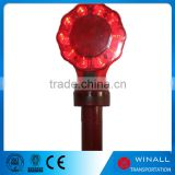 Traffic road block lamp led barrier lamp