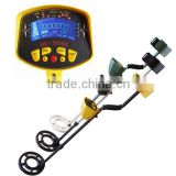 Hobby ground metal detector MD3010, deep earth gold detector long range gold locator
