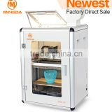 Mulitifunction Digital 3D Printer Cost Fast Speed Rapid Prototyping 3-D Printing Machine Totaly Closed 3D Printing Machinery