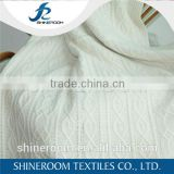 High End Factory Made Widely Used Cashmere Knitted Blanket