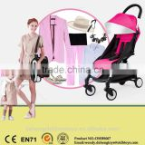5.8 KG portable push chair, baby stroller