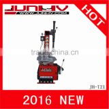 JUNHV 2016 hot sale CE approved equipment used for tire/ machine to change tires/tyre changer prices JH-T21