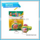 Pull Line Toy Rattle Baby Musical Bed Bell