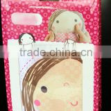 DIY hand craft printed cotton fabric handmade sewing doll craft kit for kids