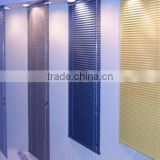 Aluminium one way window blinds
