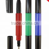 Promotional tool plastic screwdriver multi function ball pen