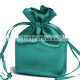 Turquoise hair storage bag hair packing bag hair extension packaging bag