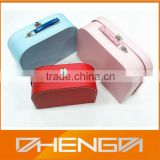 Hot!!! OEM Various Popular Personalized Color Paper Suitcase Gift Box(ZDC14-017)