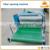 Low noise Old textile cotton fabric opening machine, fiber blowing machine