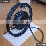 100km/h high torque 60v/72v/84v/96v super hub motor electric bike kit 5000w DIY