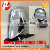 Auto body parts chrome LED electric folding side mirror for Toyota hiace 2005-2016 accessories
