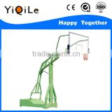 YIQILE basketball training equipment mini basketball game used basketball hoops for sale