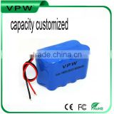 good price lithium ion type electric bike battery with customised capacity for all oversea