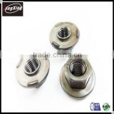 good quality customized M6 M8 M10 rectangle/round hex flange weld nut