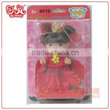 China fariy fashion baby doll toy lovely keychain