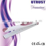 Factory With Diffuser Automatic Wholesale oem ceramic lcd electric hair straightener brush