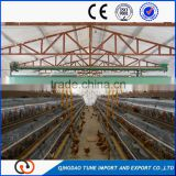 Good Quality Automatic Chicken Drinking and Feeding system Poultry Equipment For Chicken Farm