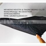 Stainless steel O rings colsed bottom HDPE Oyster grown bags Oyster farming mesh bags