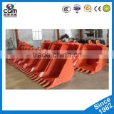 competitive price bobcat excavator bucket excavator crusher bucket DH80