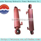 hydraulic parts china manufacturer small double acting Hydraulic cylinders for trailer and truck