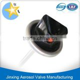 Paint spray can aerosol valve and actuator/Painting aerosol valve /1 inch male paint spray aerosol valve