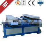 TDF-15 flange roll forming machine,duct production equipment,flange sheet facing and rolling machine