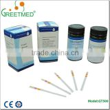 Factory wholesale cheap urine creatinine blood glucose test strips